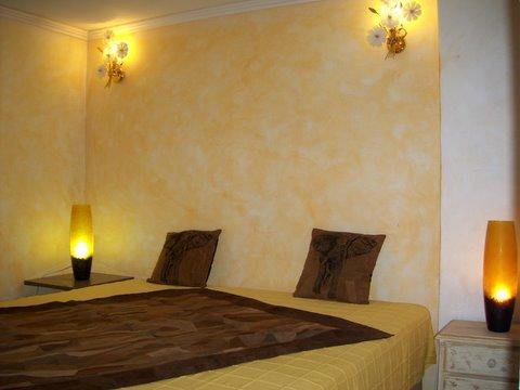 Seneca Suite bedroom