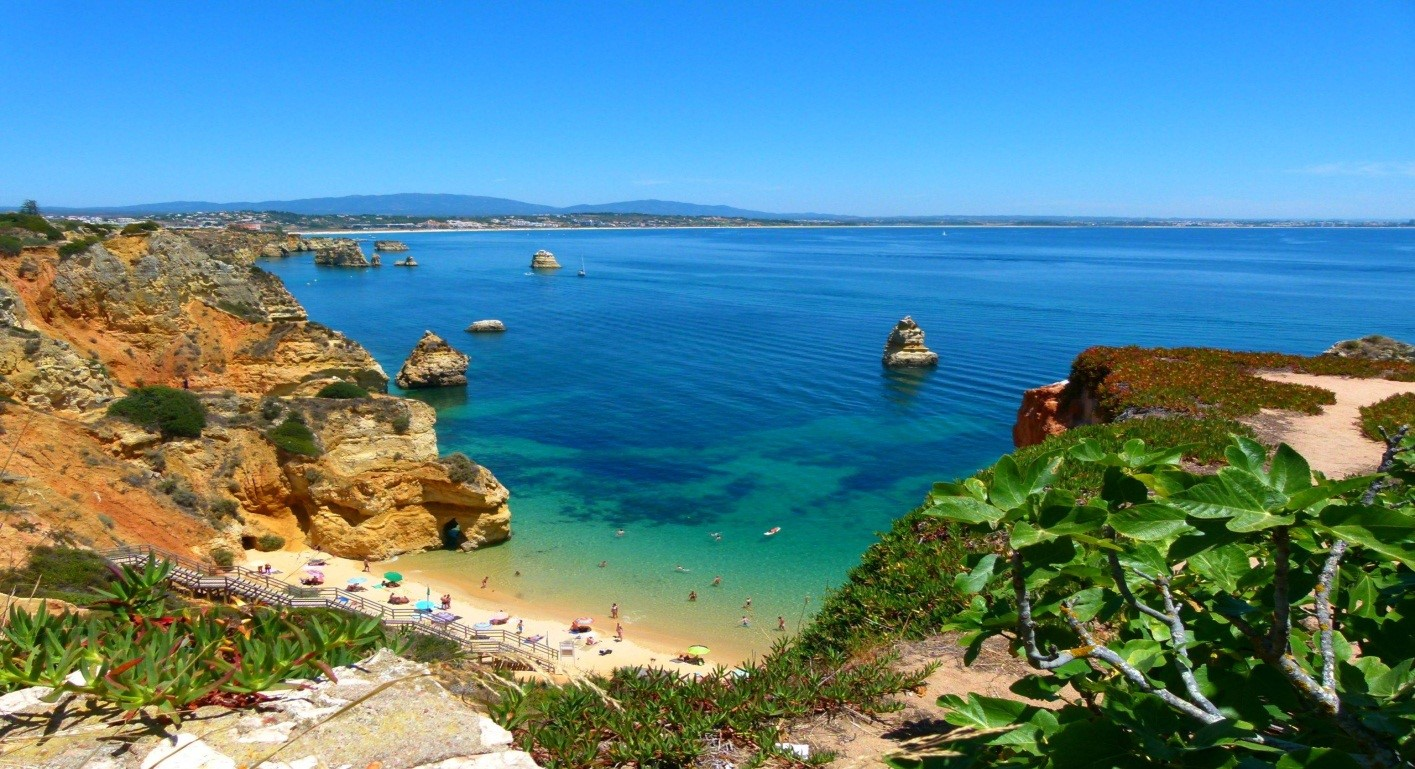 Villa Beach View Lagos Beach Algarve
