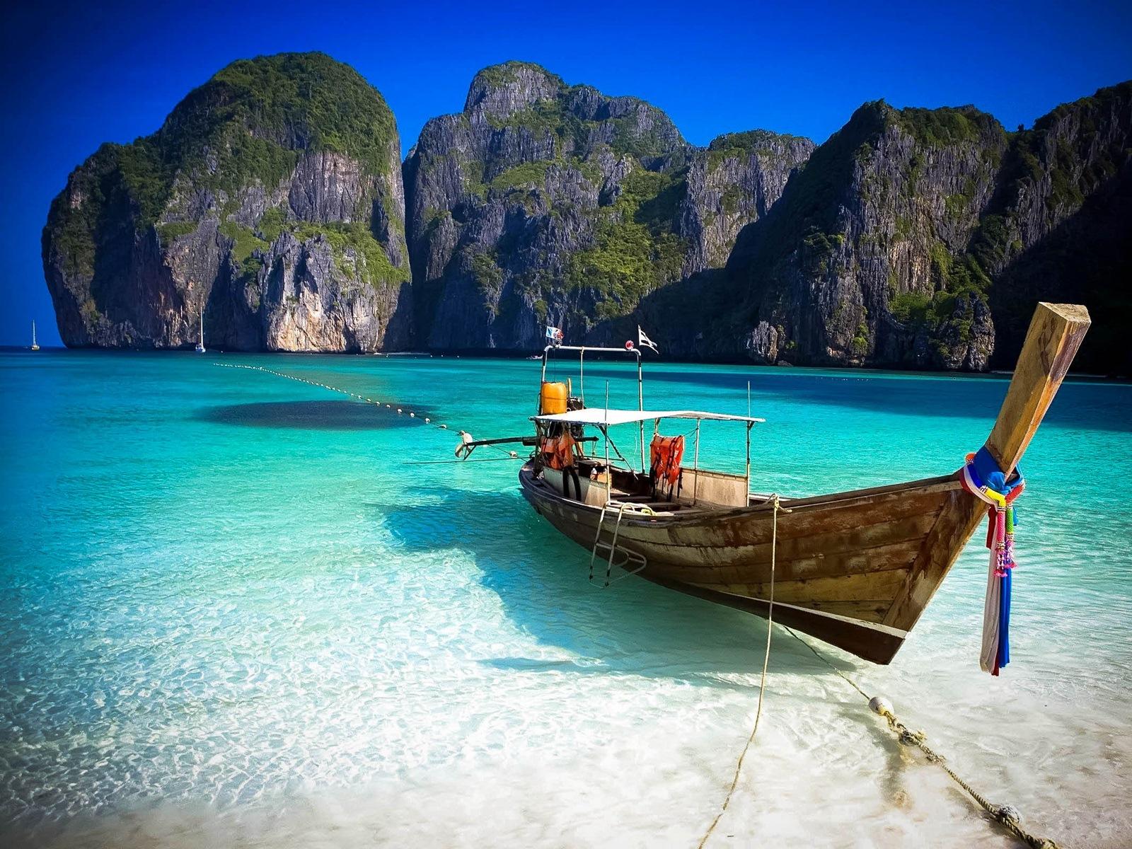 Sea View Hillside Thai Beach Land Krabi